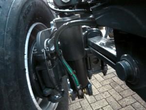 hydraulisches fahrwerk